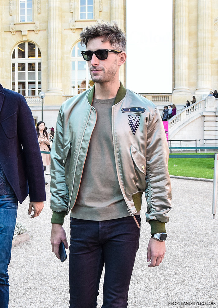 Guys You Want To Wear The Bomber Jacket Now Fashion Trends And