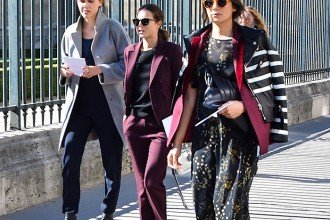 Girls are Wearing Loafers by PeopleandStyles.com