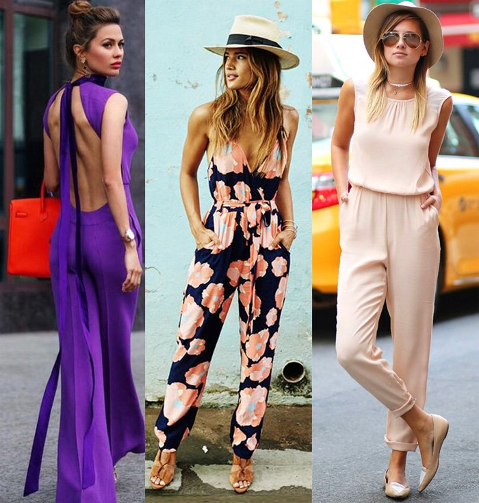 The Best Summer Jumpsuits of the Season