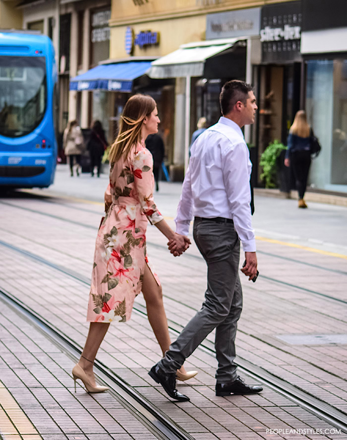 Street style summer 2016, couples street fashion, mens's fashion what to wear to weddings in summer